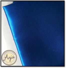 S6819-18 koningsblauw satijn