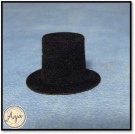 D2297 Hoge hoed per 2