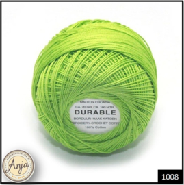 Durable borduur- en haakkatoen 1008