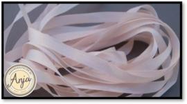 ZL4-225 Zijdelint Pale Flesh Pink