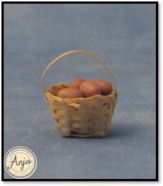 D89532 Mand met eieren