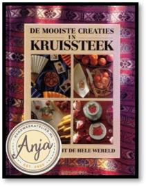 De mooiste creaties in kruissteek - Jan Eaton