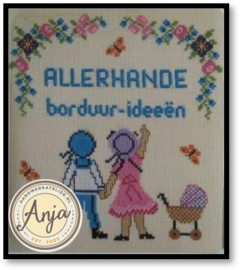 Christa Vandaele-Nijveld - Allerhande borduurideeën