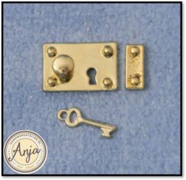 79731 Opbouw slot met sleutel