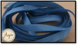 ZL4-3842 Zijdelint Dark Blue