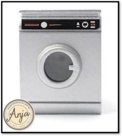 5175 Wasmachine Zilver