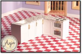 4426 L-vormige keuken