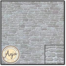 4117 Grey Stone Paper