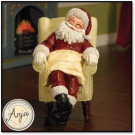5764 Kerstman in stoel