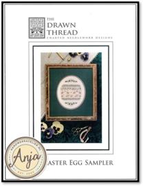 The easter egg sampler - The Drawn Thread