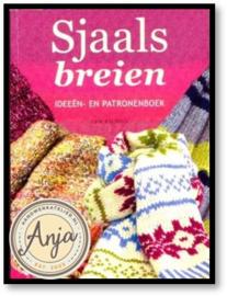 Sjaals breien, ideeën en patronenboek - Candi Jensen
