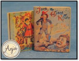 D457 Twee kinderboeken
