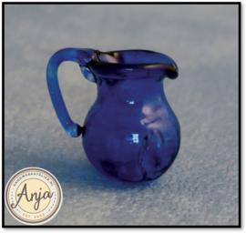 D2502 Karaf blauw
