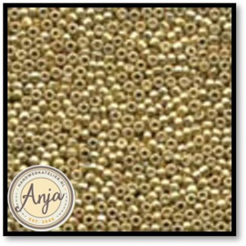 40557 - Petite Glass Beads Gold