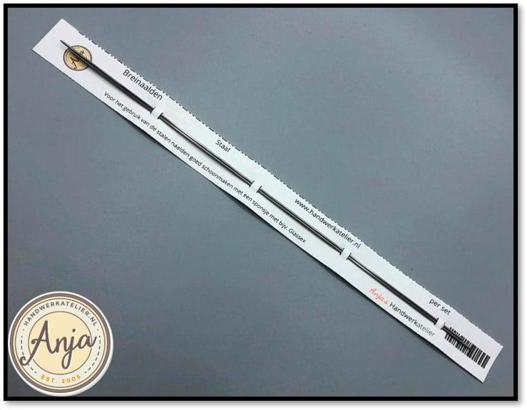 Breinaalden - 1.20 mm 19,5 cm