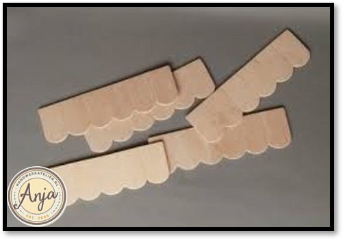 DIY251 Daksingel strips