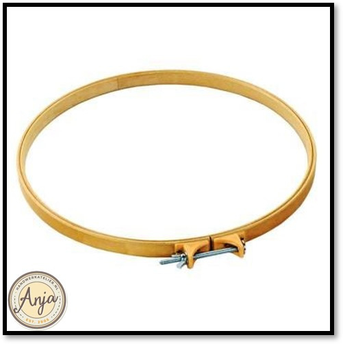 Borduurring - Quiltring - Punchring 35 cm