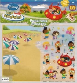 Disney Little Einsteins panorama met plaatjes 670589