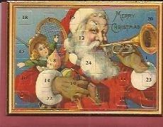 Mini Adventskalender: Cadeautjes kerstman