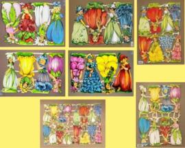 Poezieplaatjes Bloemenkinderen