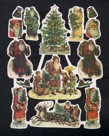 Kerst B Deense poezieplaatjes