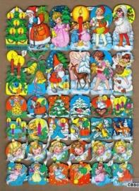 Kinder Kerst poëzieplaatjes 7150