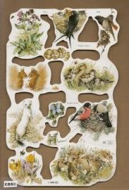 Natuur poezieplaatjes Marjolein Bastin 1776