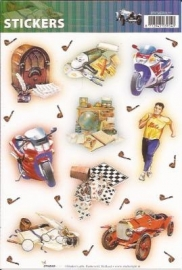 Sport en Vakantie stickers SL11