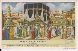 Liebig: Bedevaartplaatsen  - Mekka