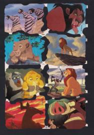 Disney The Lion King poezieplaatjes MLP 1849