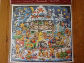 10425 XL Adventskalender: Beren kersttrein