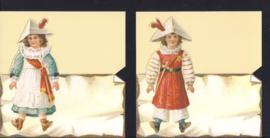 Tafelkaartjes met kindjes