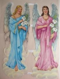 Bromma grote Engelen Poezieplaatjes