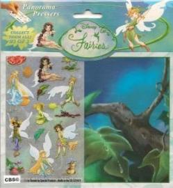 Disney Fairies panorama met plaatjes 670483
