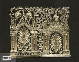 Poezieplaatjes Gouden Ornamenten