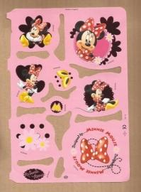 Mickey Mouse Egmont Karnan nummer 10 - poezieplaatjes