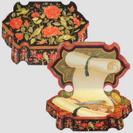National Boxes kaart: Persian [EC-2266]