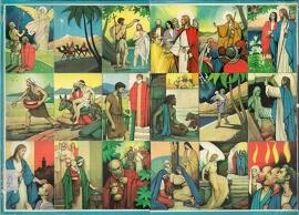 E.O. & Co 8061 Nieuwe Testament poezieplaatjes