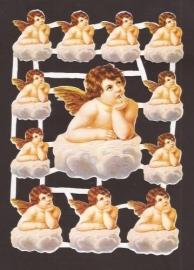 Wolkengeltjes namaak zonder logo poezieplaatjes