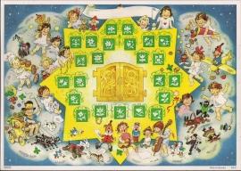 10437 Kerstvrolijkheid rond de Ster Adventskalender