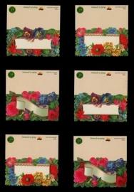 Poezieplaatjes plaatskaartjes - naamkaartjes bruiloft etc.