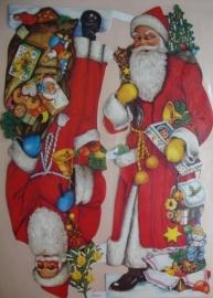 Bromma grote Kerstmannen Poezieplaatjes