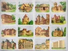 Editions Volumetrix - Referentie 1005 - Plaat 24 Franse Woningen