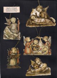 Cadeaulabels M.J.Hummel Poezieplaatjes 7-256