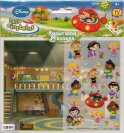 Disney Little Einsteins panorama met plaatjes 670588
