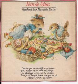 Vera de Muis Pick-nicken hoekje Libelle