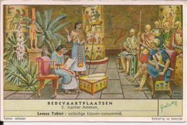 Liebig: Bedevaartplaatsen  - Jupiter Ammon