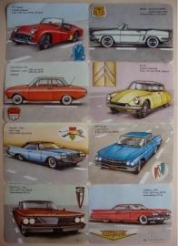 MLP voor Bromma Auto`s Triumph Poezieplaatjes