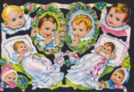 Babytjes en peuters poezieplaatjes 1677