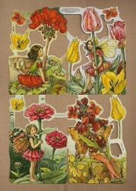 Bloemenkindertjes Cicely Mary Barker poezieplaatjes 2096